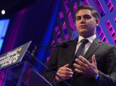 Jim Acosta Took Trump to Task on Immigrant Caravan. Then, His White House Press Pass Was Revoked