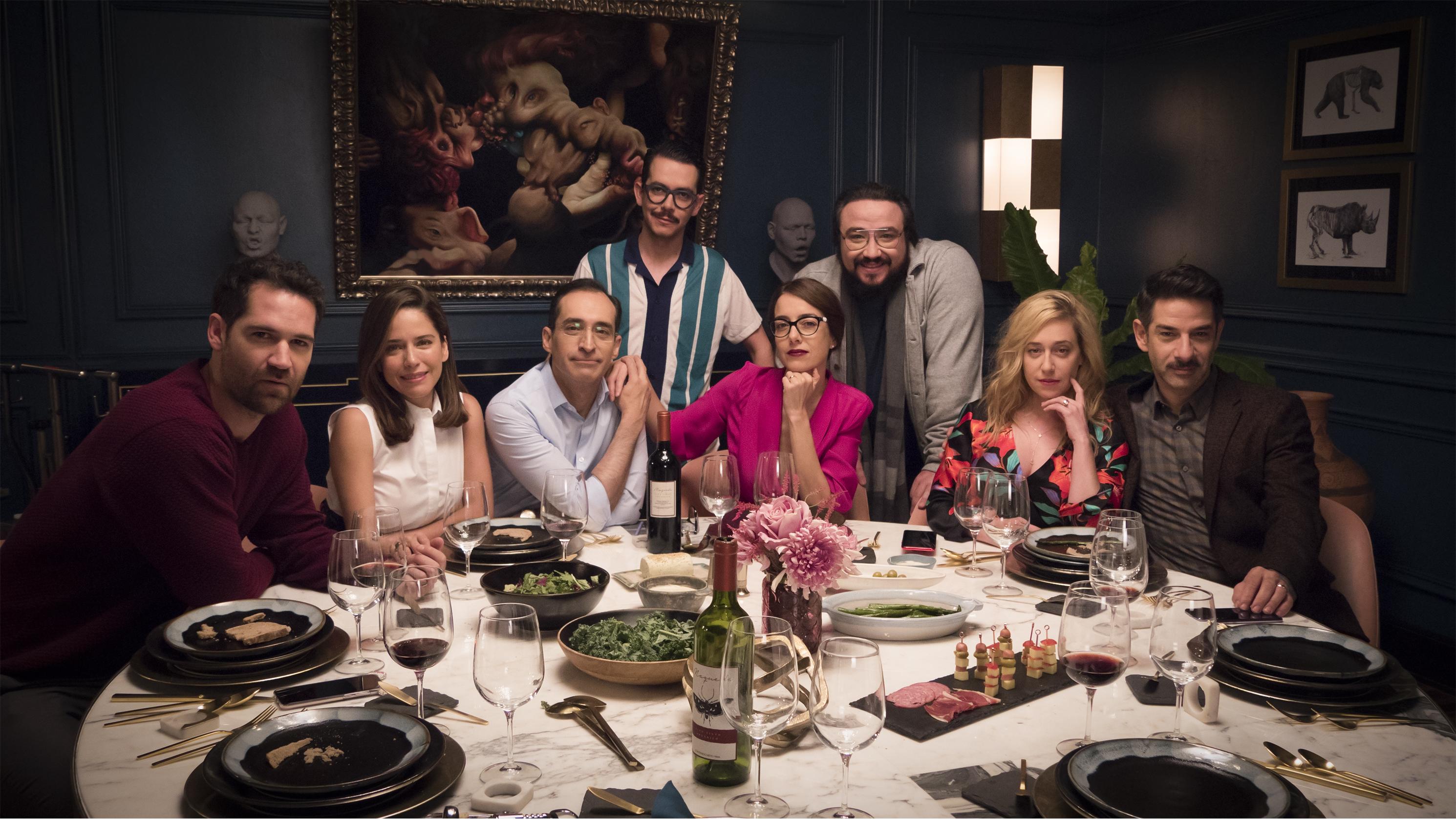 TRAILER: 'Perfectos Desconocidos' Is a Dark Comedy About the Secrets We Hide in Our Smartphones