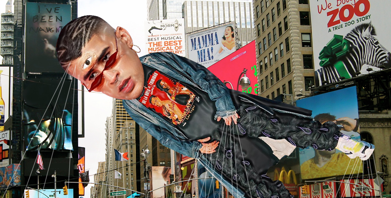 Catch Bad Bunny Perform at Macy's Thanksgiving Parade Before You Stuff Your Face With Turkey