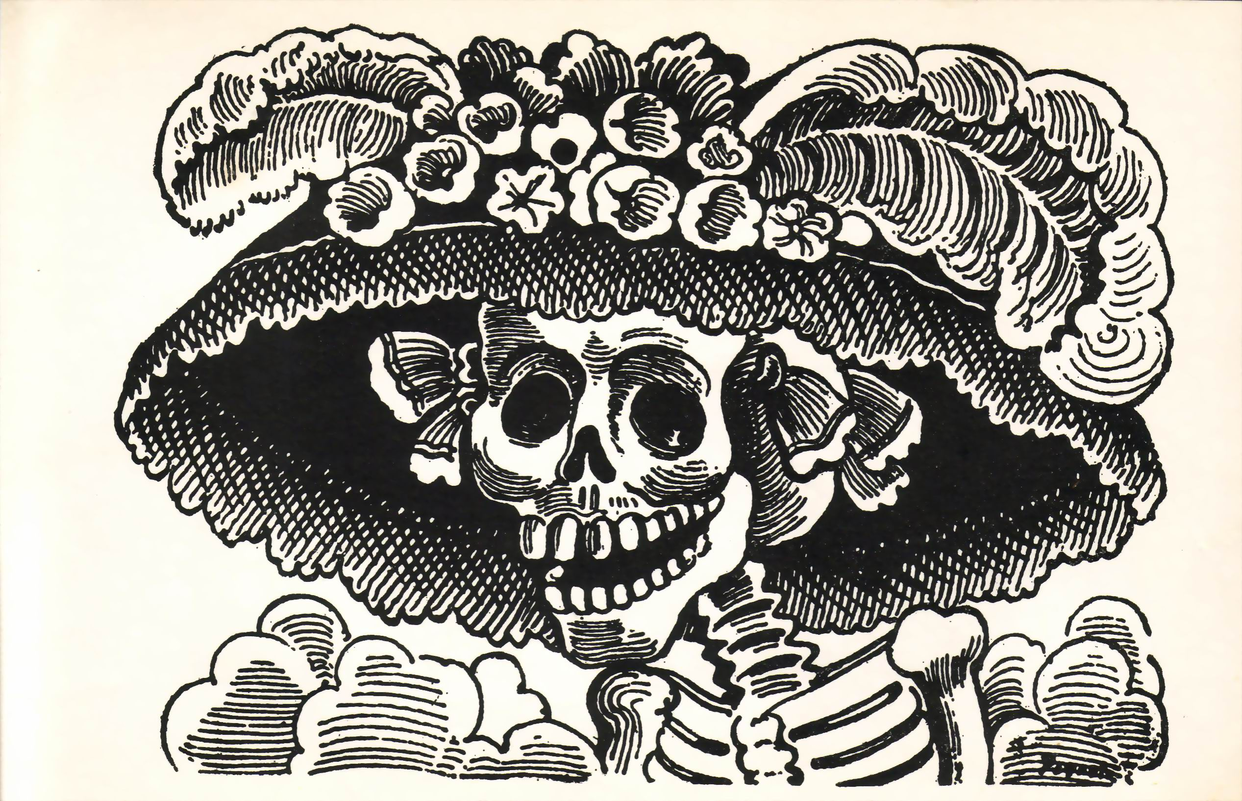 José Guadalupe Posada, the Illustrator Who Made Catrinas an Iconic Symbol of Día de Muertos