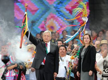 In His First Weekend as Mexico's President, AMLO Signals the Changes to Come