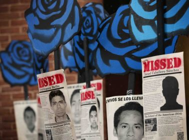 AMLO Vows to Find Answers in Ayotzinapa Case