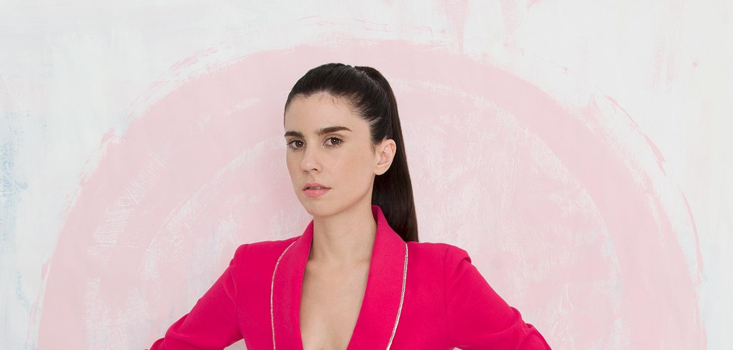 "Javiera Mena's New ""Alma"" Video Captures the Loneliness & Euphoria of Going on Tour"