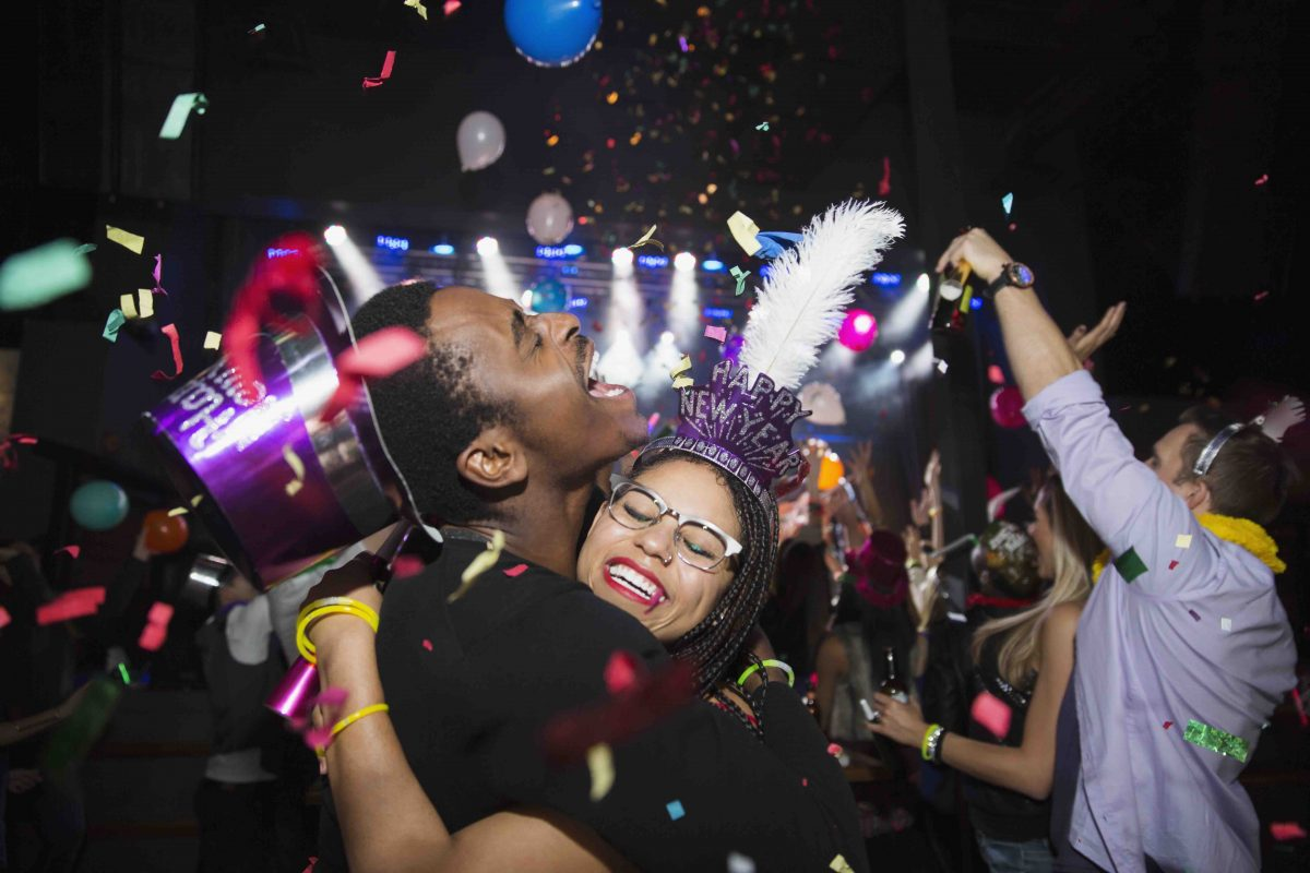 13 Epic New Year's Eve Parties You Can't Miss