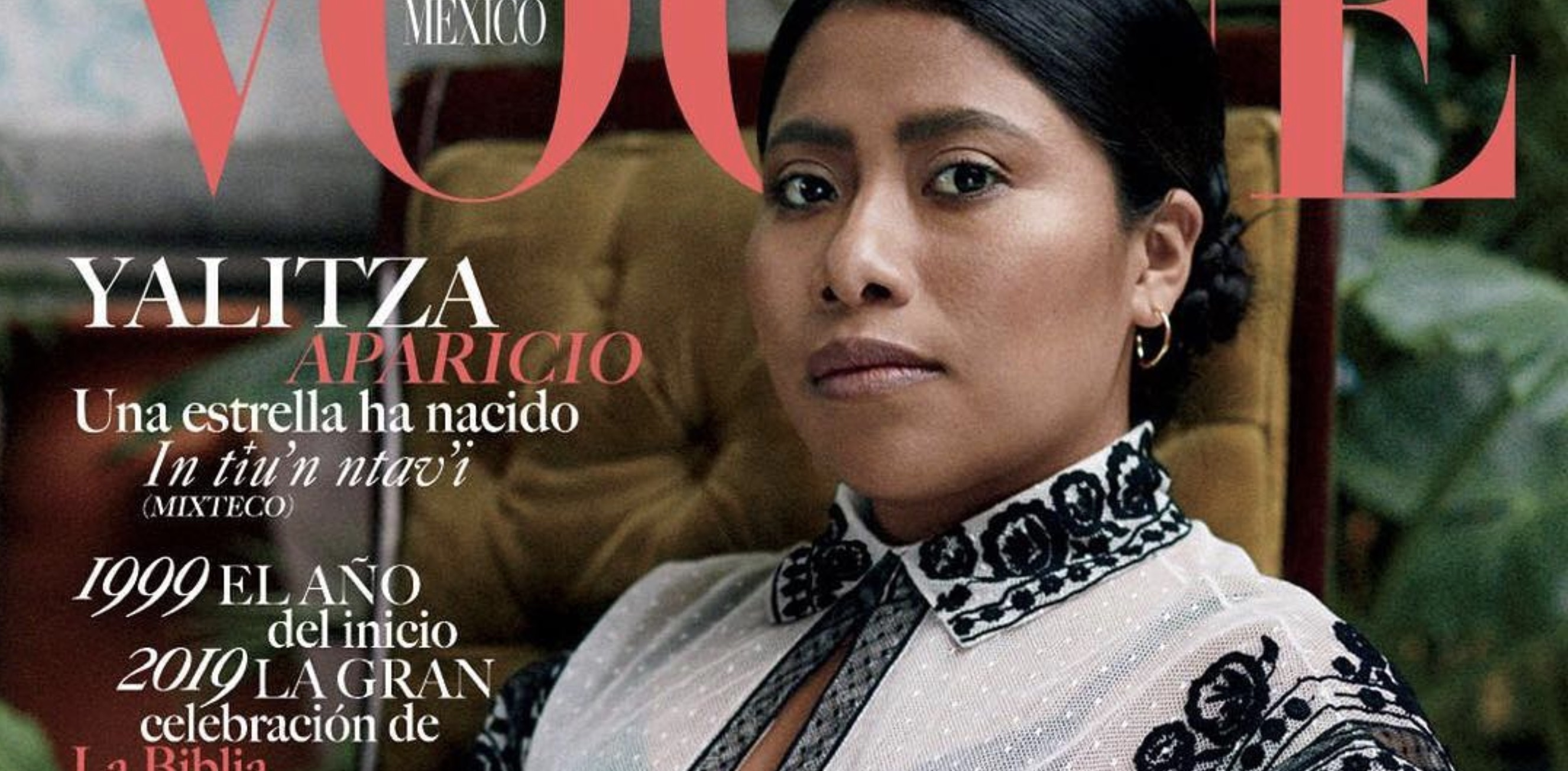 Roma Film: Yalitza Aparicio, The Indigenous Star Of 'Roma,' Lands