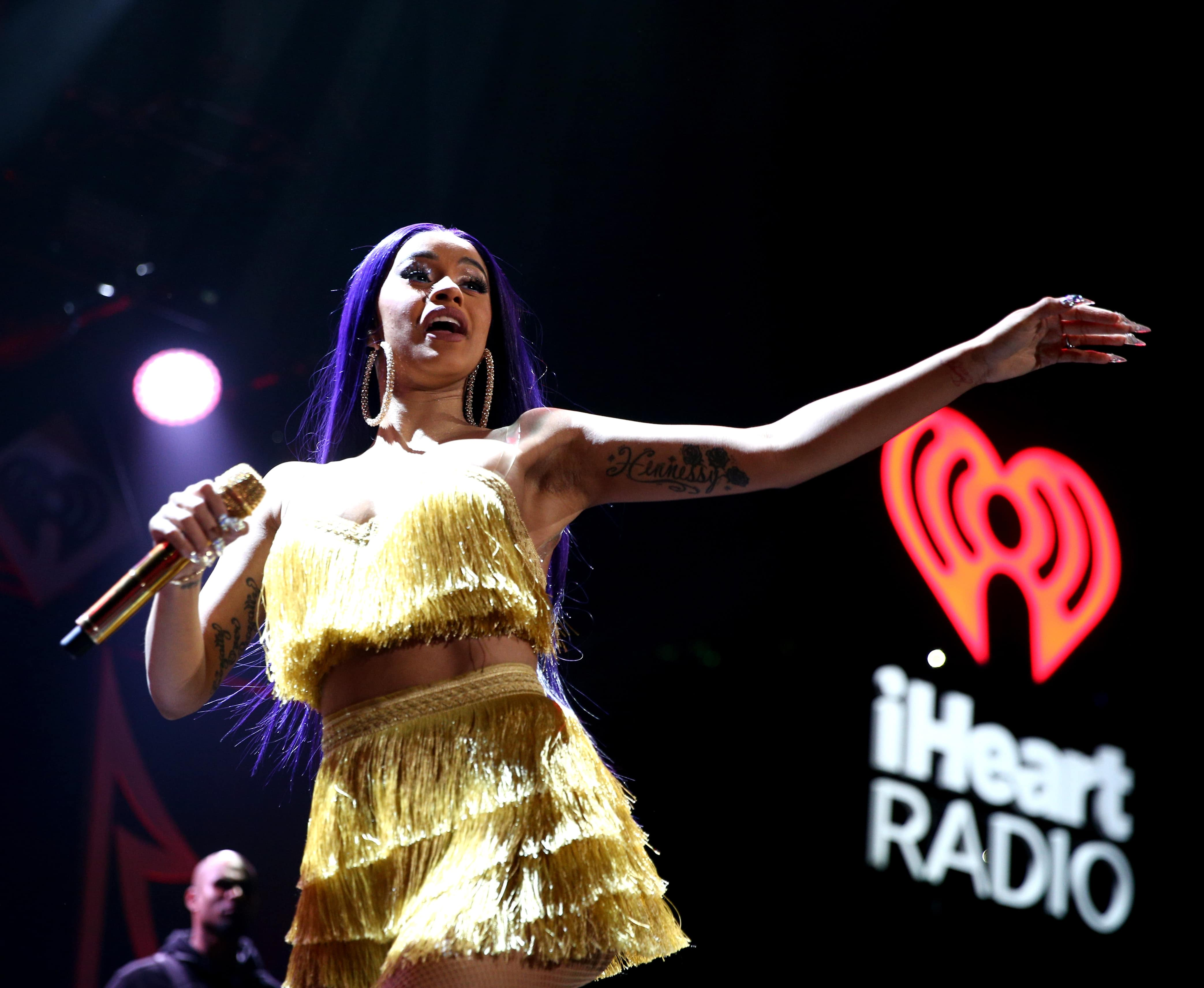 Cardi B Confirms She's Releasing a New Album in 2019