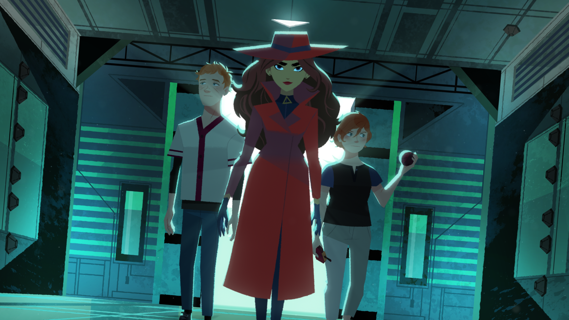 Check out the First Trailer for Netflix's Animated Reboot of 'Carmen Sandiego,' Starring Gina Rodriguez