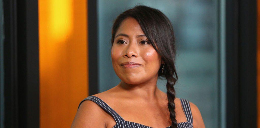 Yalitza Aparicio Gives Back to Her Community, Donates Laptops to Oaxaca Students