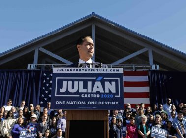 "Presidential Candidate Julián Castro Meets Campaign Goal: ""We're Not Going Anywhere"""