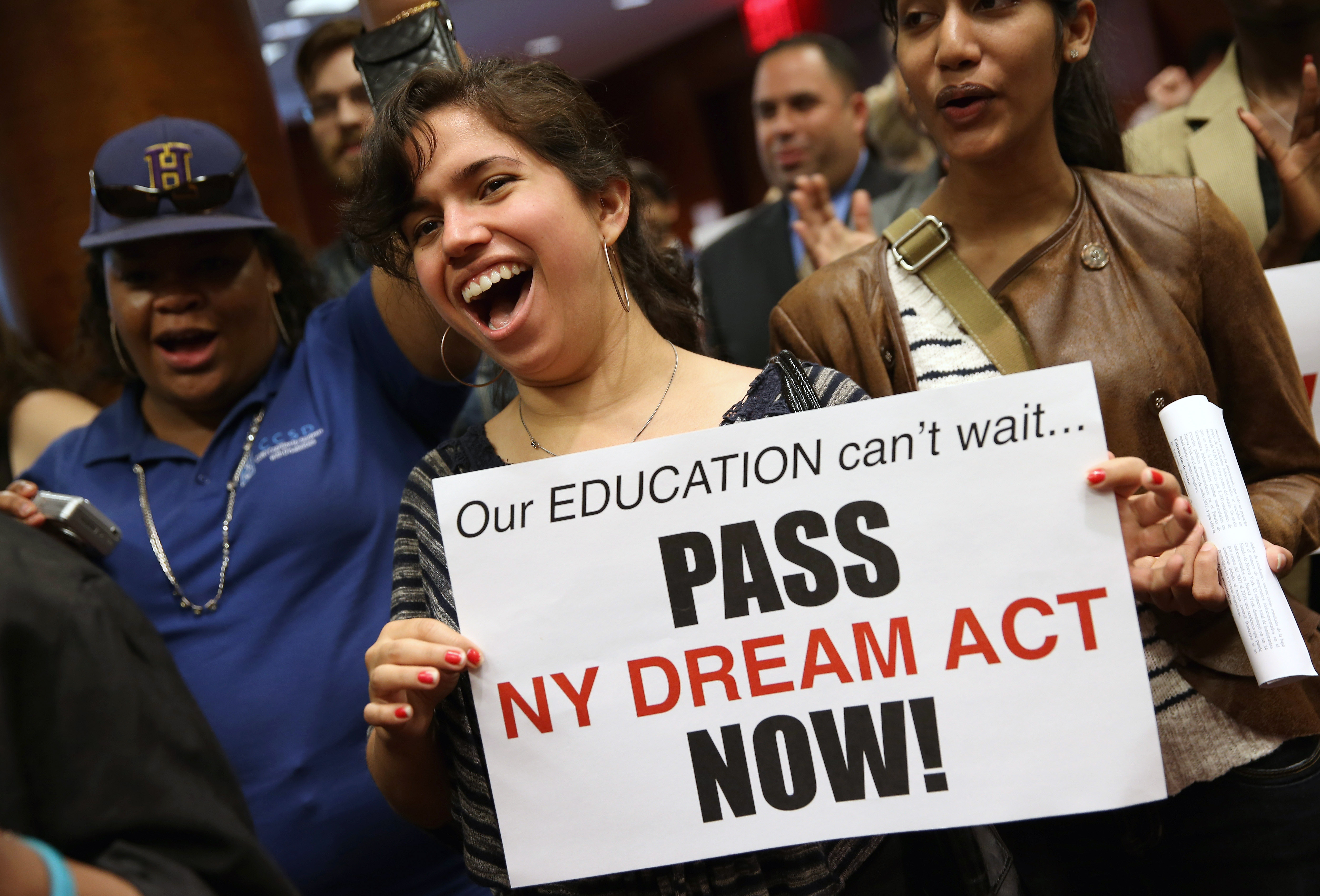The New York DREAM Act Finally Passed. Here's What You Should Know