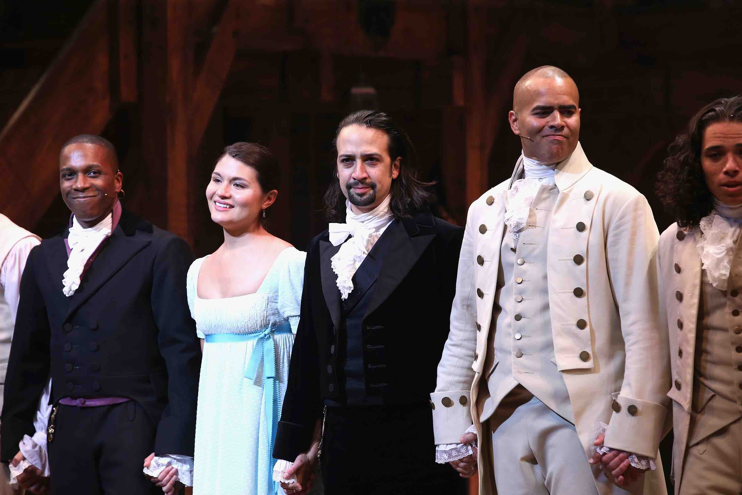 'Hamilton' Movie With Original Broadway Cast Is Finally Coming to Theaters