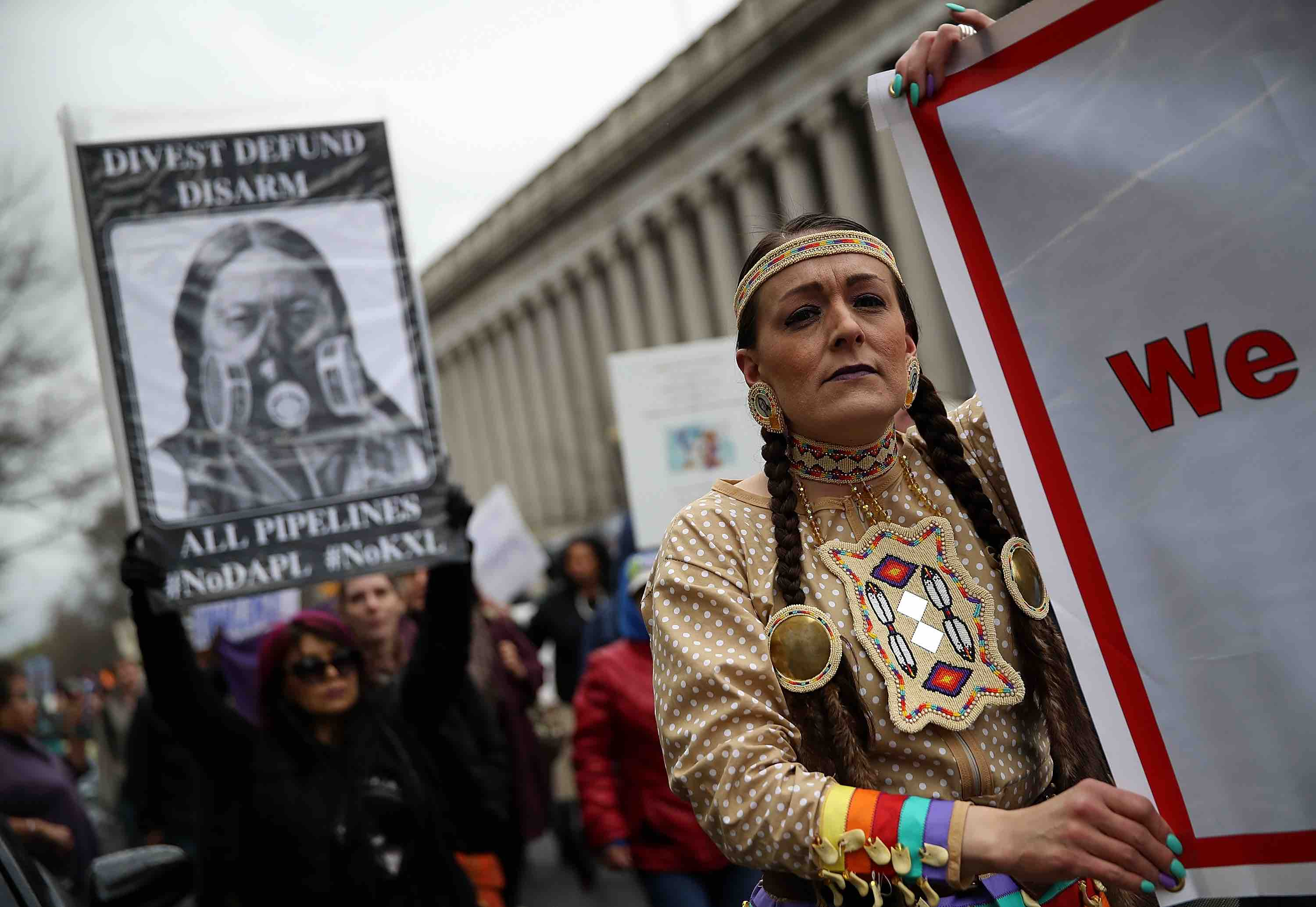 This March Will Unite Indigenous Communities From Around the World in DC