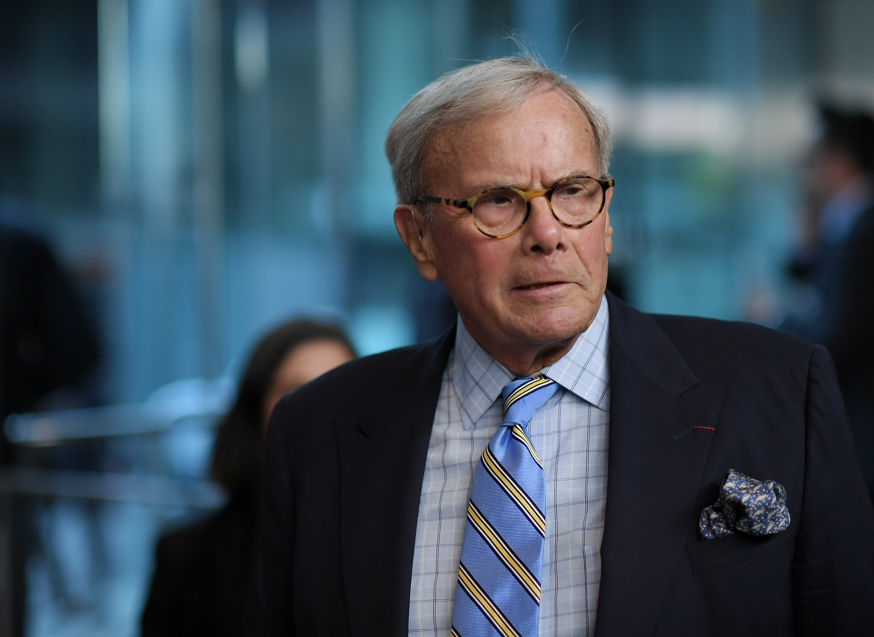 Tom Brokaw Apologizes After Saying Latinos Need to Do a Better Job at Assimilating