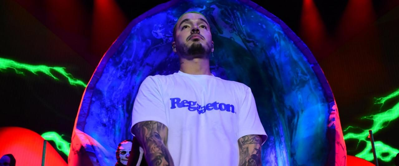 J Balvin Parts With Longtime Manager, Signs With Scooter Braun's SB Entertainment