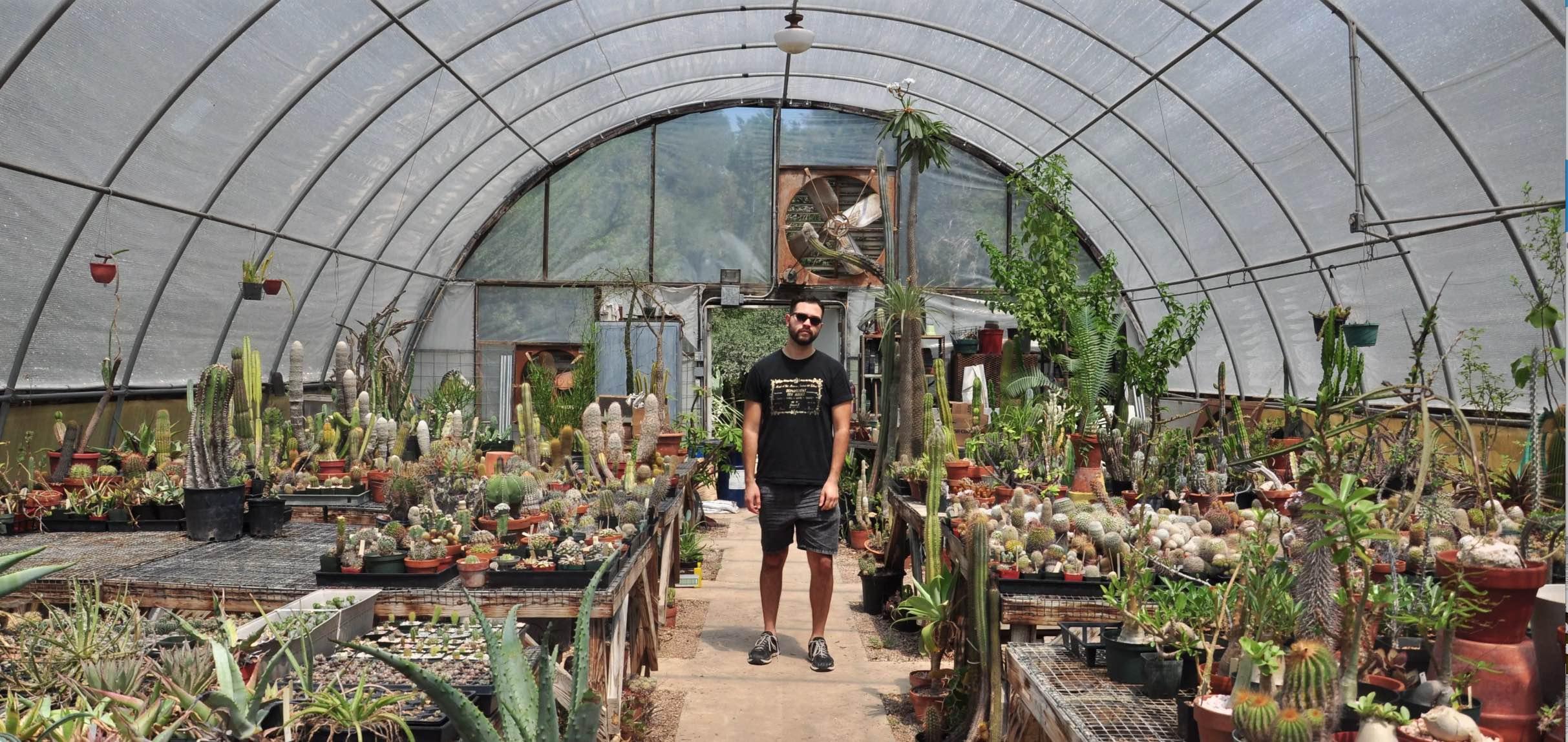 Meet James Barela, the Ceramicist & Designer Behind Dreamy Plant Blog Bae•Tanical