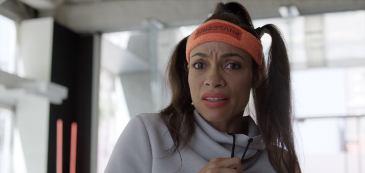 TRAILER: Rosario Dawson Lets Loose in 'Weird City,' Jordan Peele's