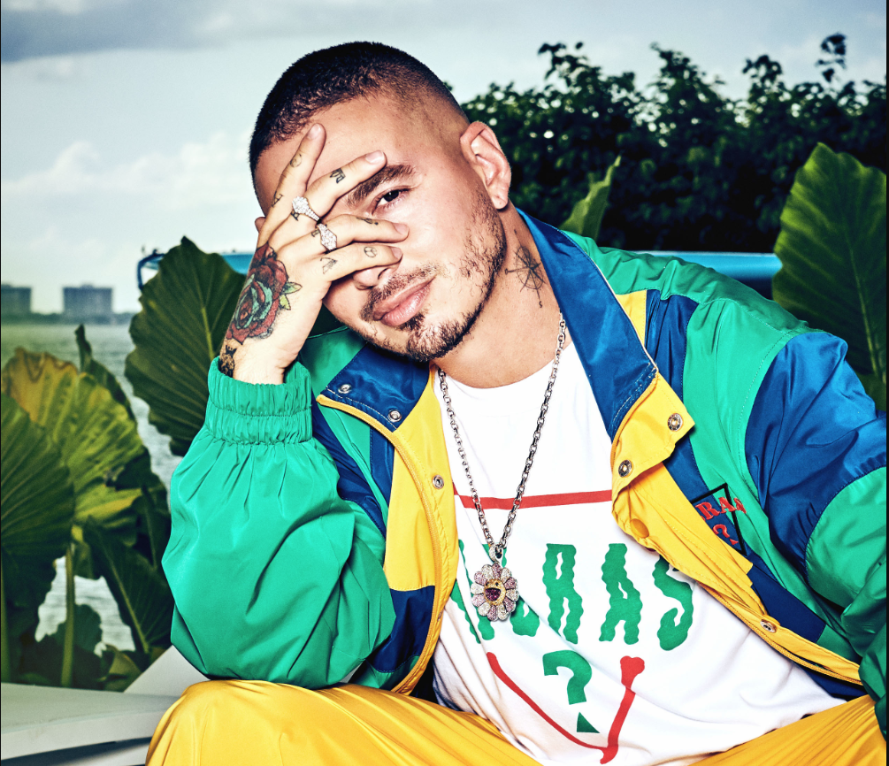 Get a Look at J Balvin's Colorful 'Vibras' Capsule Collection With Guess