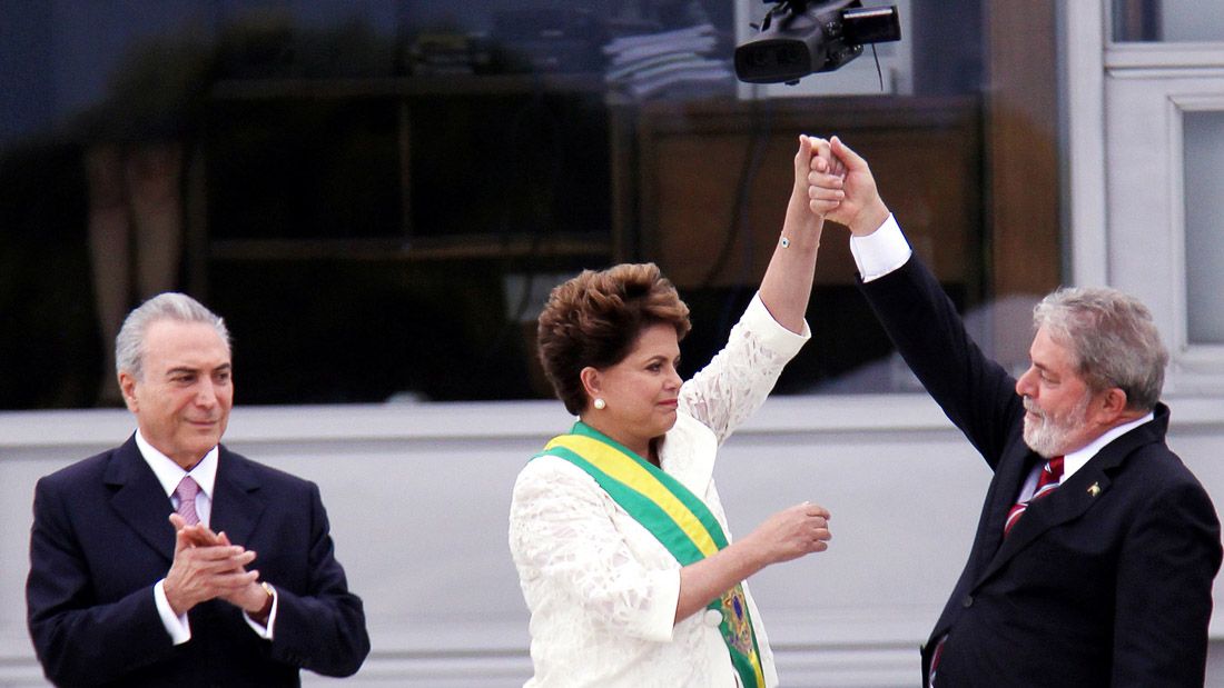 TRAILER: 'The Edge of Democracy' Is a Chilling Look at Brazil's Growing Political Crisis