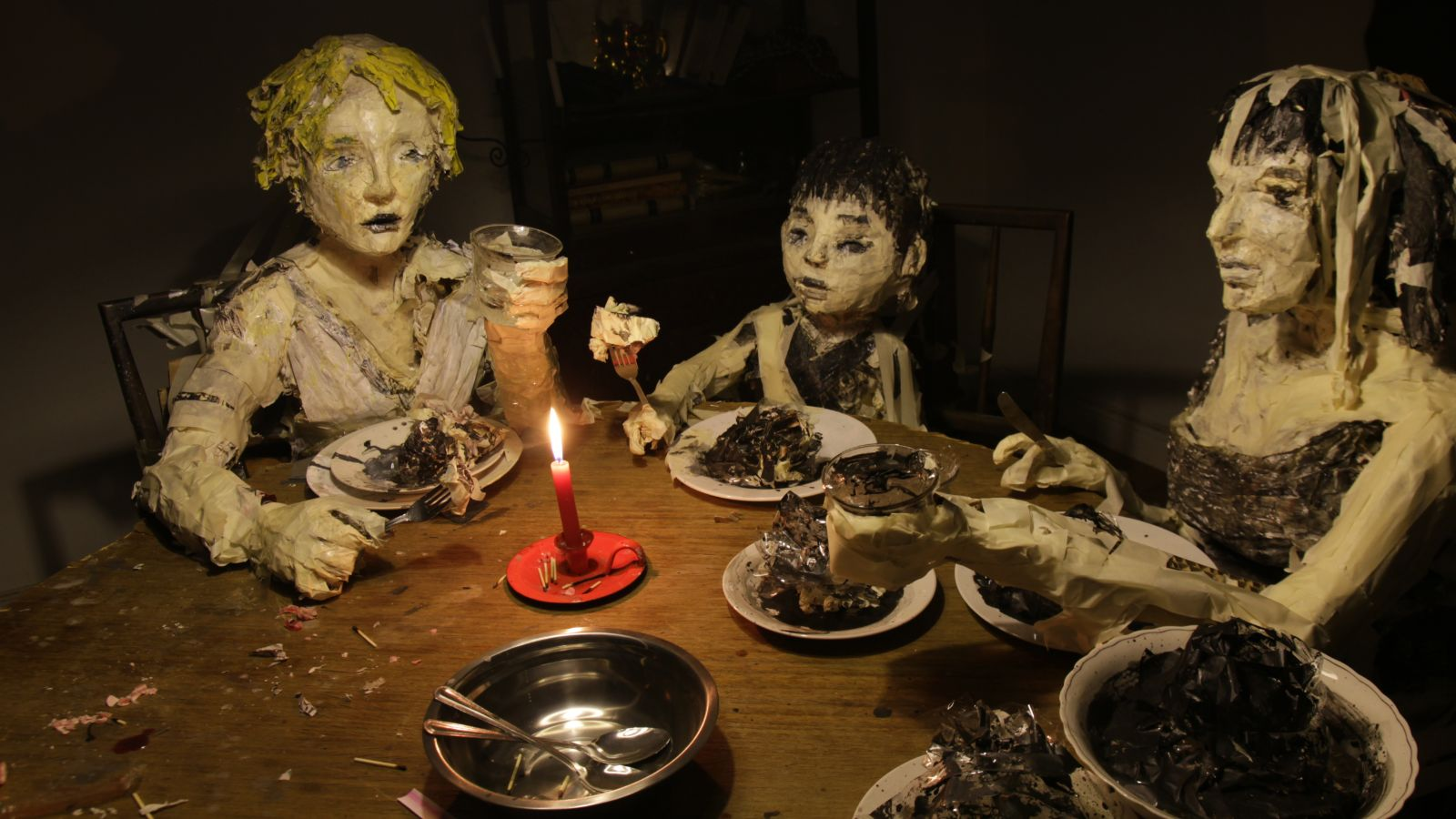 Watch the Creepy Trailer For Chilean Stop-Motion Animated Film 'The Wolf House'