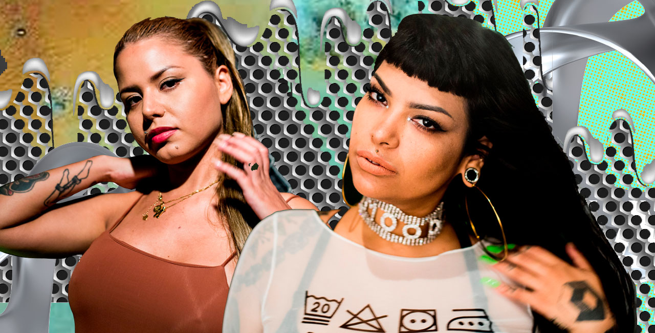"Ms Nina & Tomasa del Real's ""Y Dime"" Brings the Heat of an Old School Perreo Sucio"