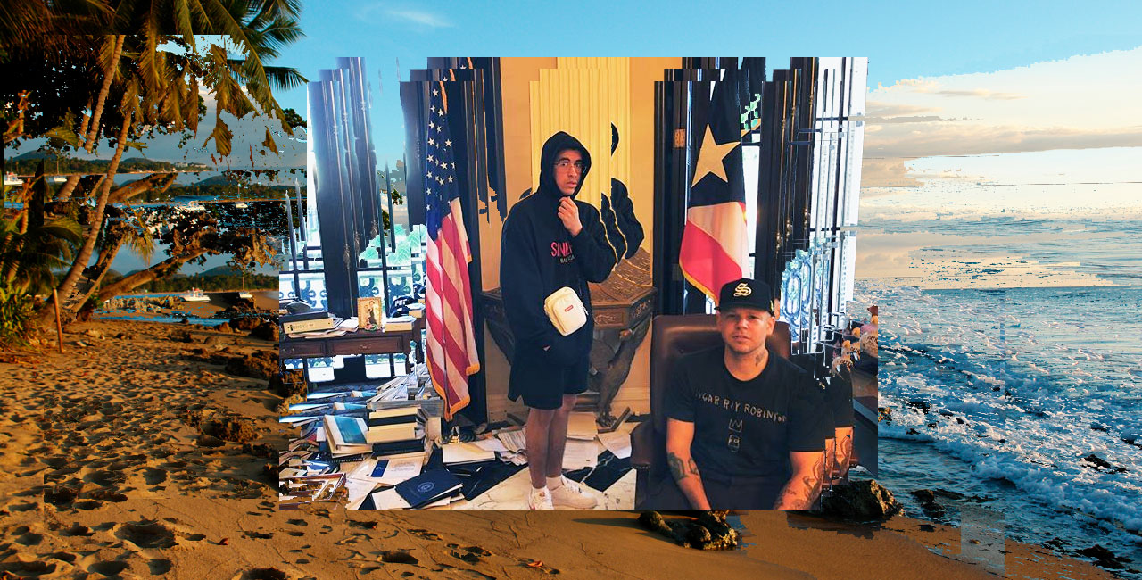 Bad Bunny & Residente Paid the Puerto Rican Governor a Surprise Visit at 2 AM