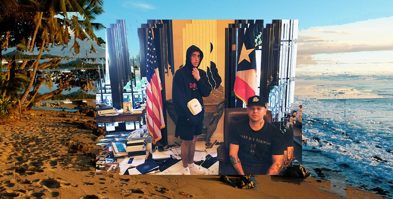 """Bad Bunny & Residente Drop Vicious Rosselló Protest Anthem """"Afilando Los Cuchillos"""""""