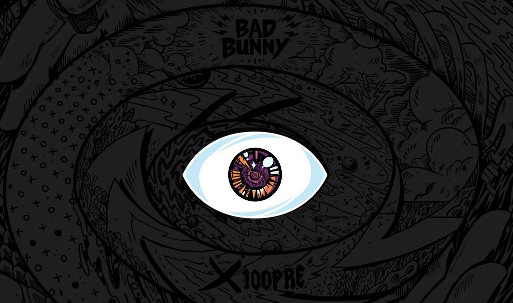 Meet Sergio Vazquez, the Puerto Rican Illustrator Who Inadvertently Spawned Bad Bunny's Third Eye