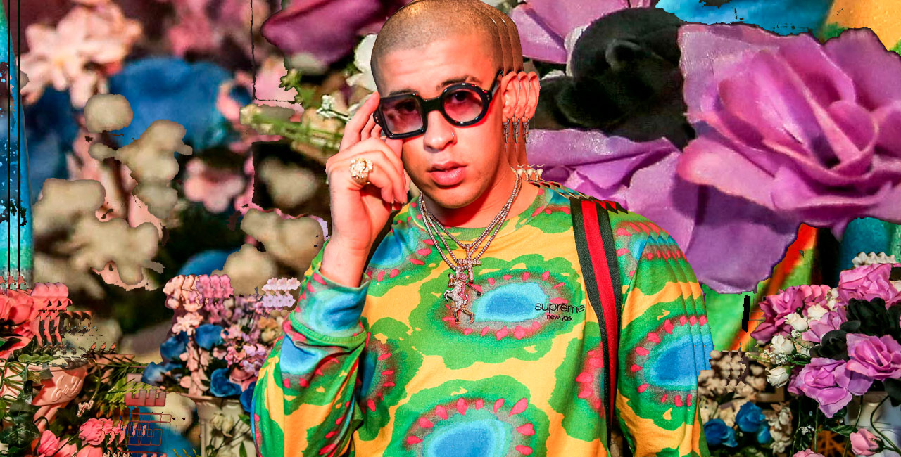 "Bad Bunny Explores Gender Non-Conformity in ""Caro"" Video"