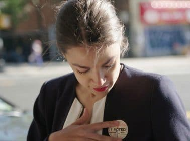AOC Surprises Audience With Video Chat After Thrilling Sundance Premiere of 'Knock Down the House'