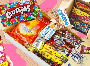 This Monthly Subscription Box Service Brings Peru's Best Snacks & Candies to Your Doorstep