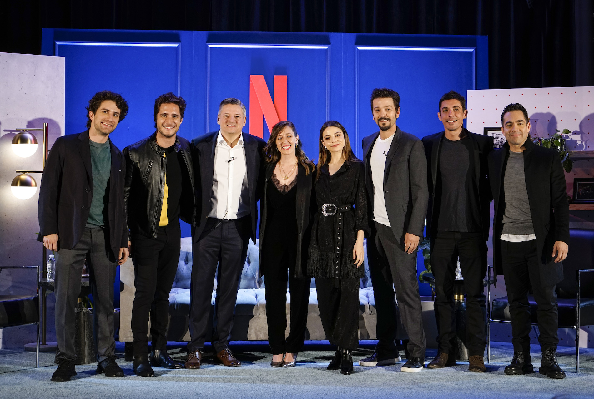 Netflix Will Release 50 Movies & Series Produced in Mexico in the Next Two Years