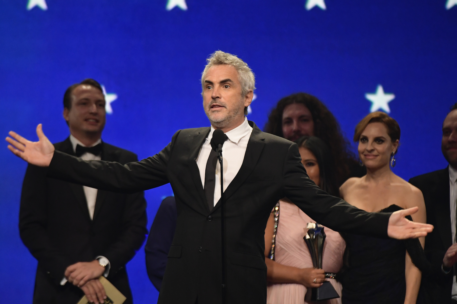 Are 'Roma's Oscar Nominations a Win for Diversity or a Different Shade of Whiteness in Hollywood?