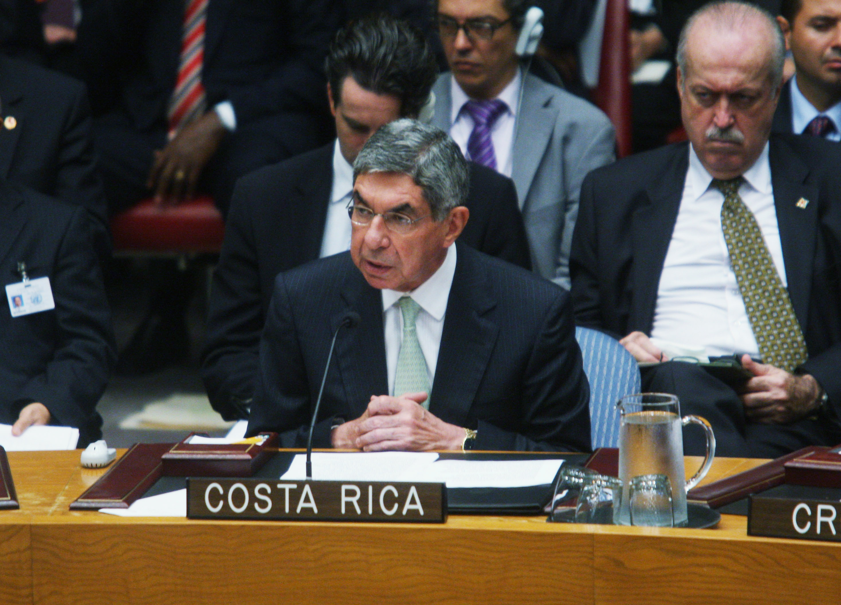 4 Women Accuse Former Costa Rican President Óscar Arias of Sexual Assault