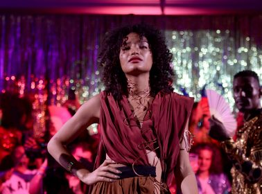'Pose' Star Indya Moore Talks Being Trans, Taína, and Talented at Sundance