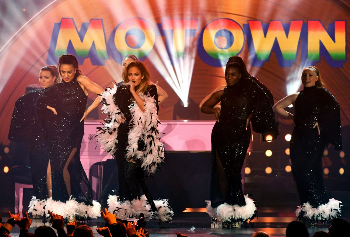 J.Lo's Motown Tribute Inspired These Hilarious, Ill-Fitting Ideas