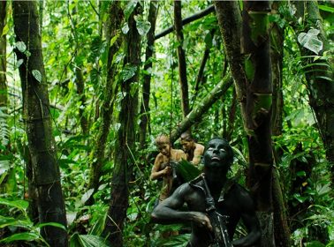 REVIEW: 'Monos' Is an Intoxicating 'Lord of the Flies'-Style Drama Set in the Colombian Andes Mountains