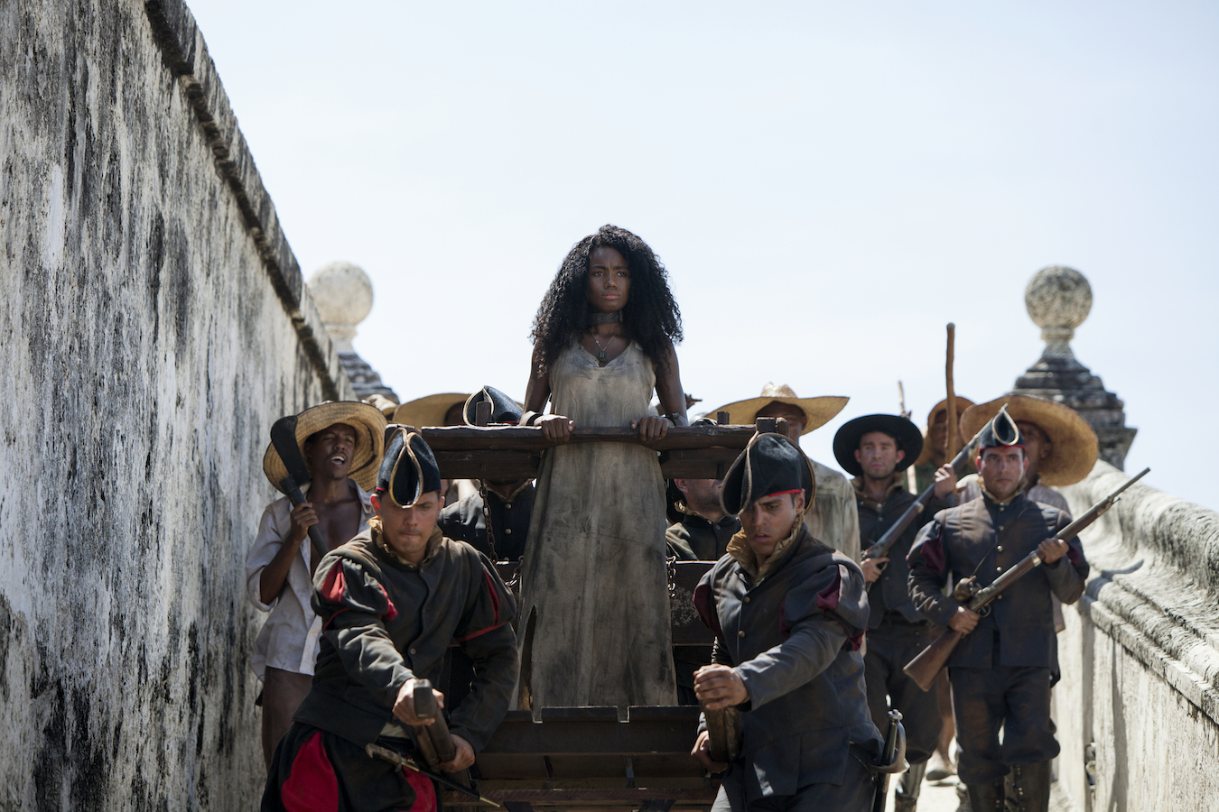 Netflix's 'Siempre Bruja,' the Show About a Time-Traveling Afro-Colombian Witch, Gets Release Date