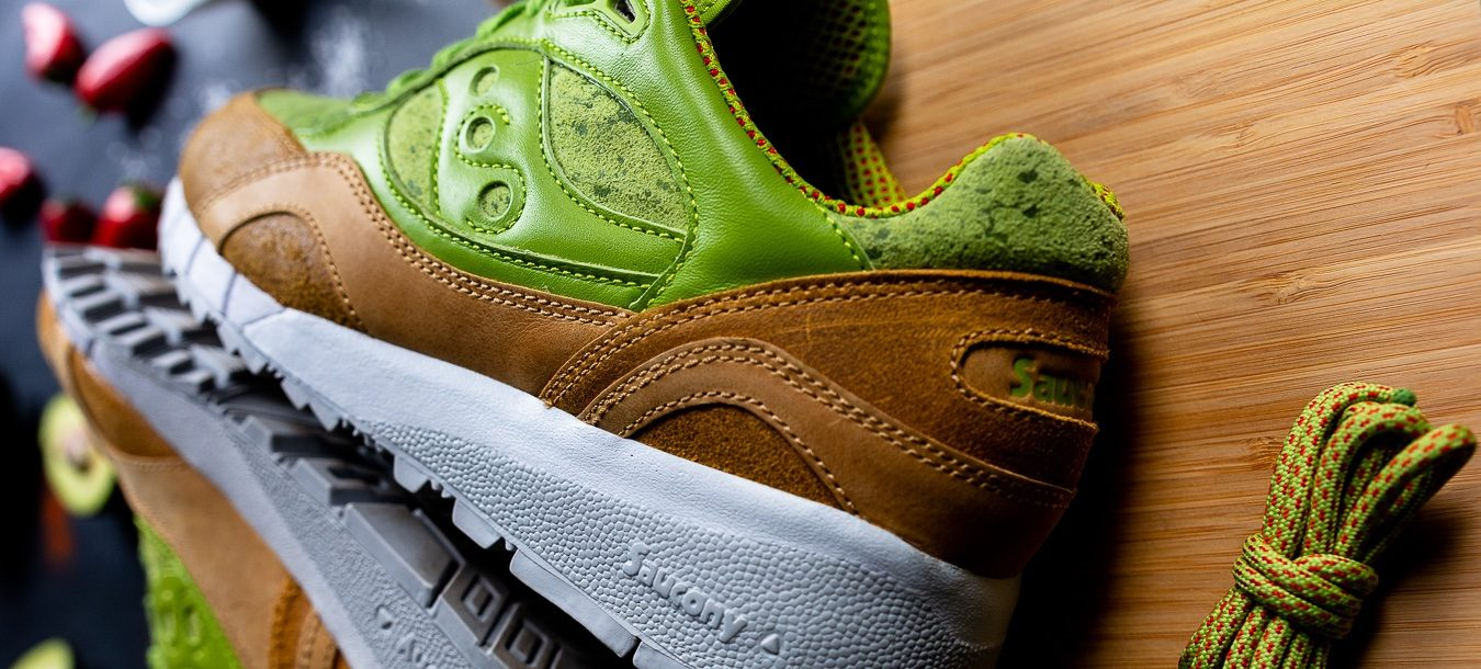 Saucony Created an Avocado-Themed Shoe