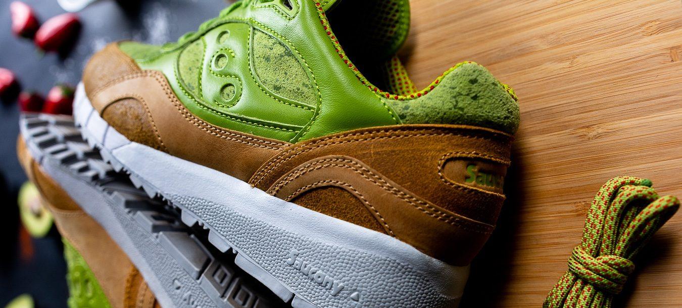 Saucony Created an Avocado-Themed Shoe