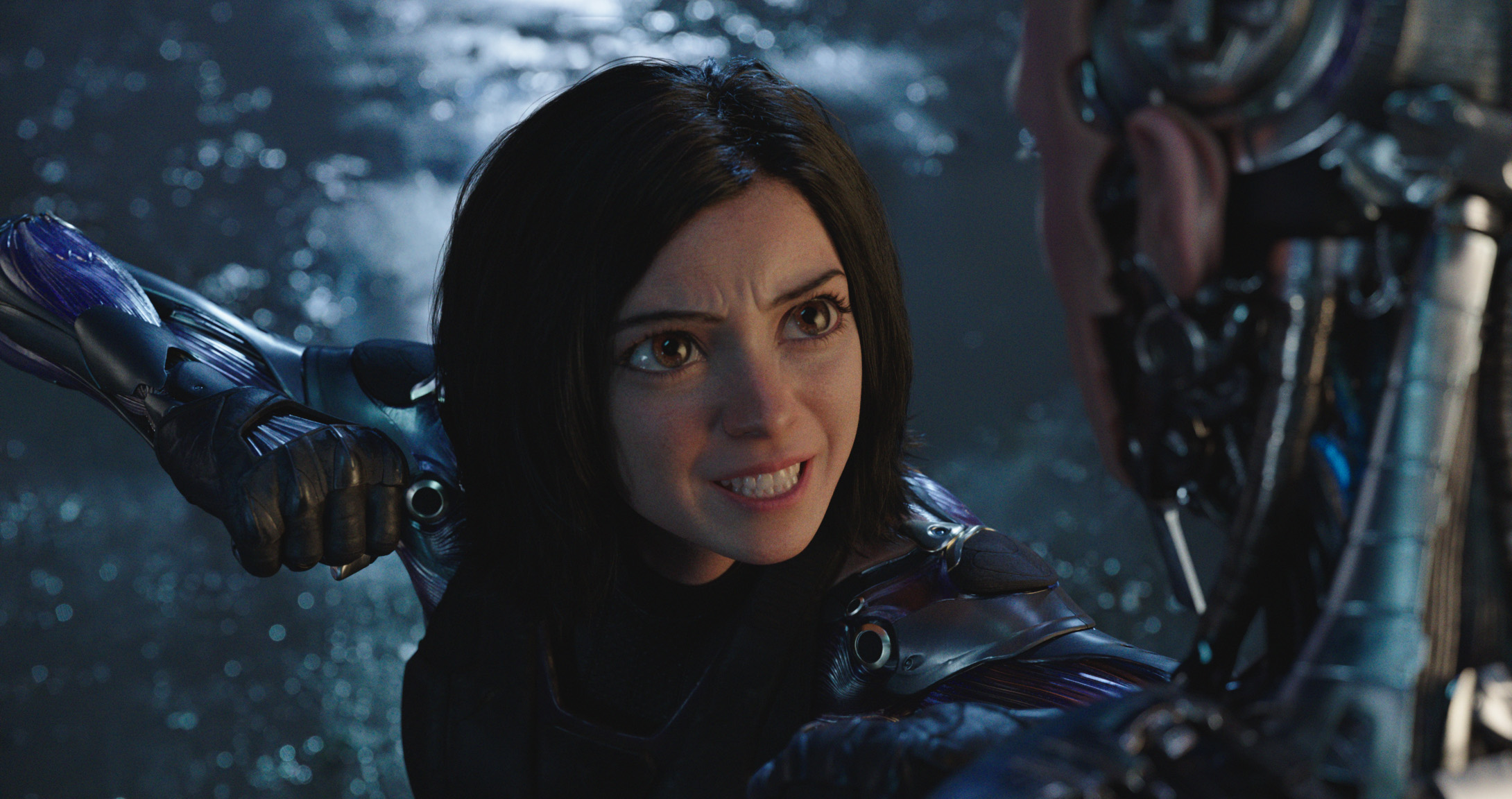 REVIEW: Robert Rodriguez Envisions a Multicultural & Multilingual Cyberpunk Future in 'Alita: Battle Angel'