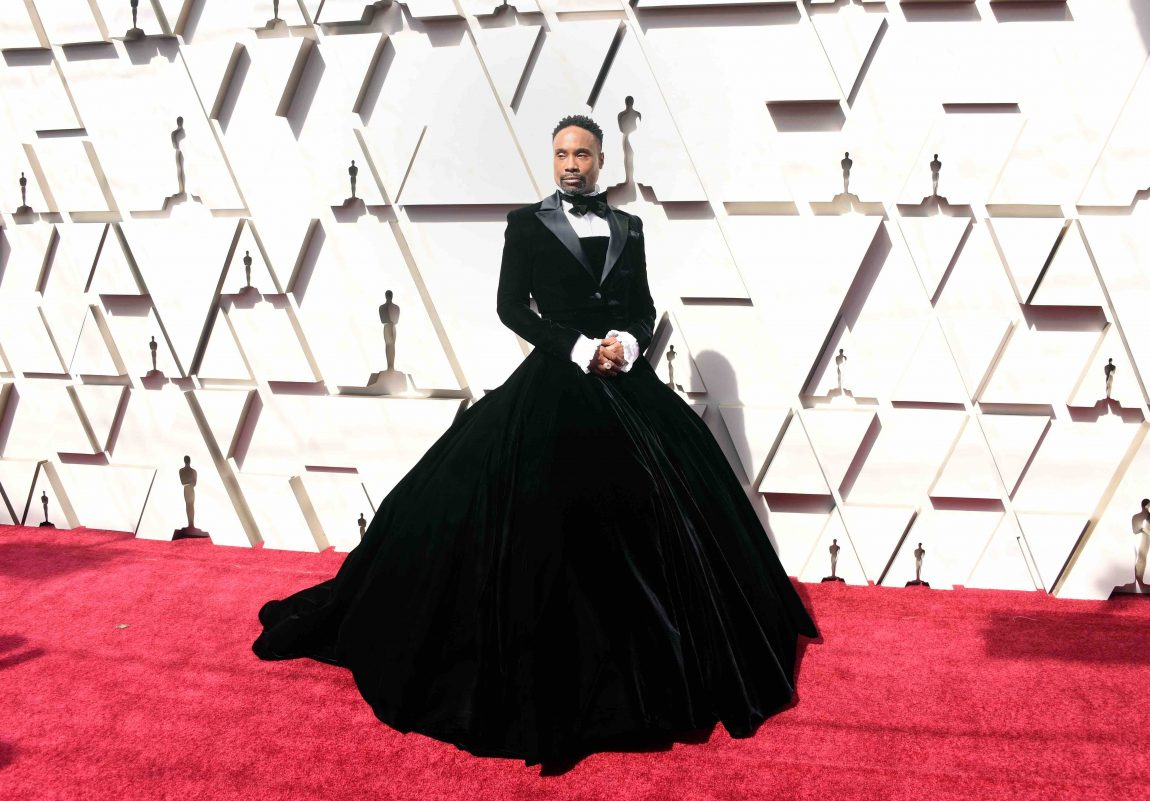 8450d7fb6a Billy Porter s Oscars Tuxedo Gown Was Inspired by Puerto Rican Ballroom  Icon Hector Xtravaganza