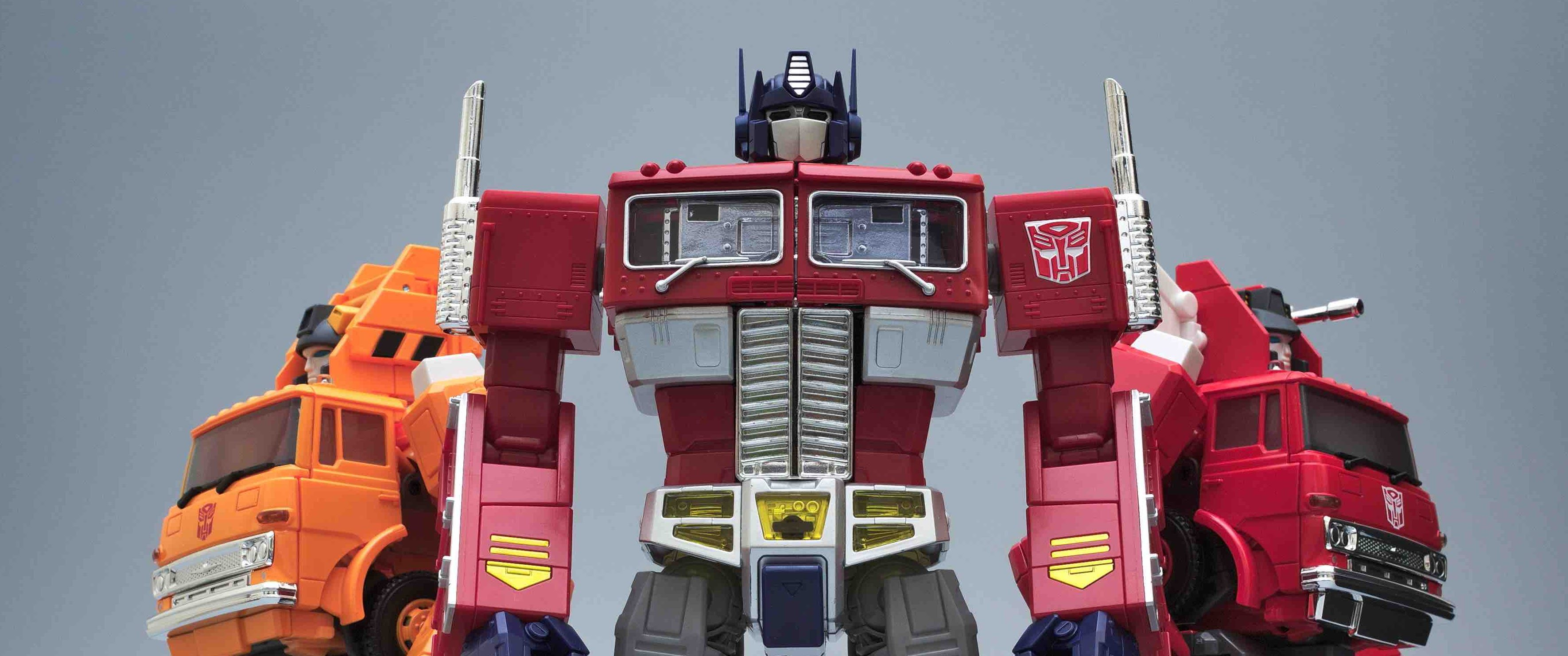 Here's What Life Is Like When Your 'Transformers'-Loving Dad Names You Optimosprayn