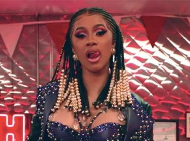 Cardi B Says Her 'Please Me' Video Look Was Inspired by Selena