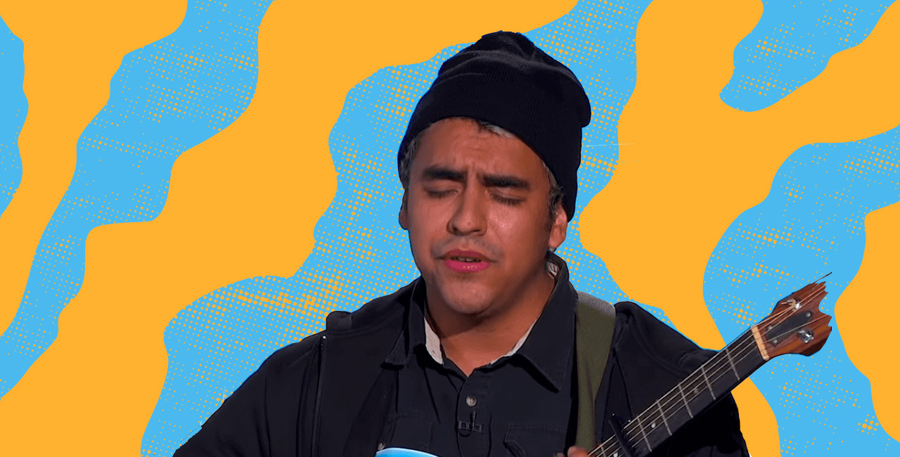 Luke bryan guitar