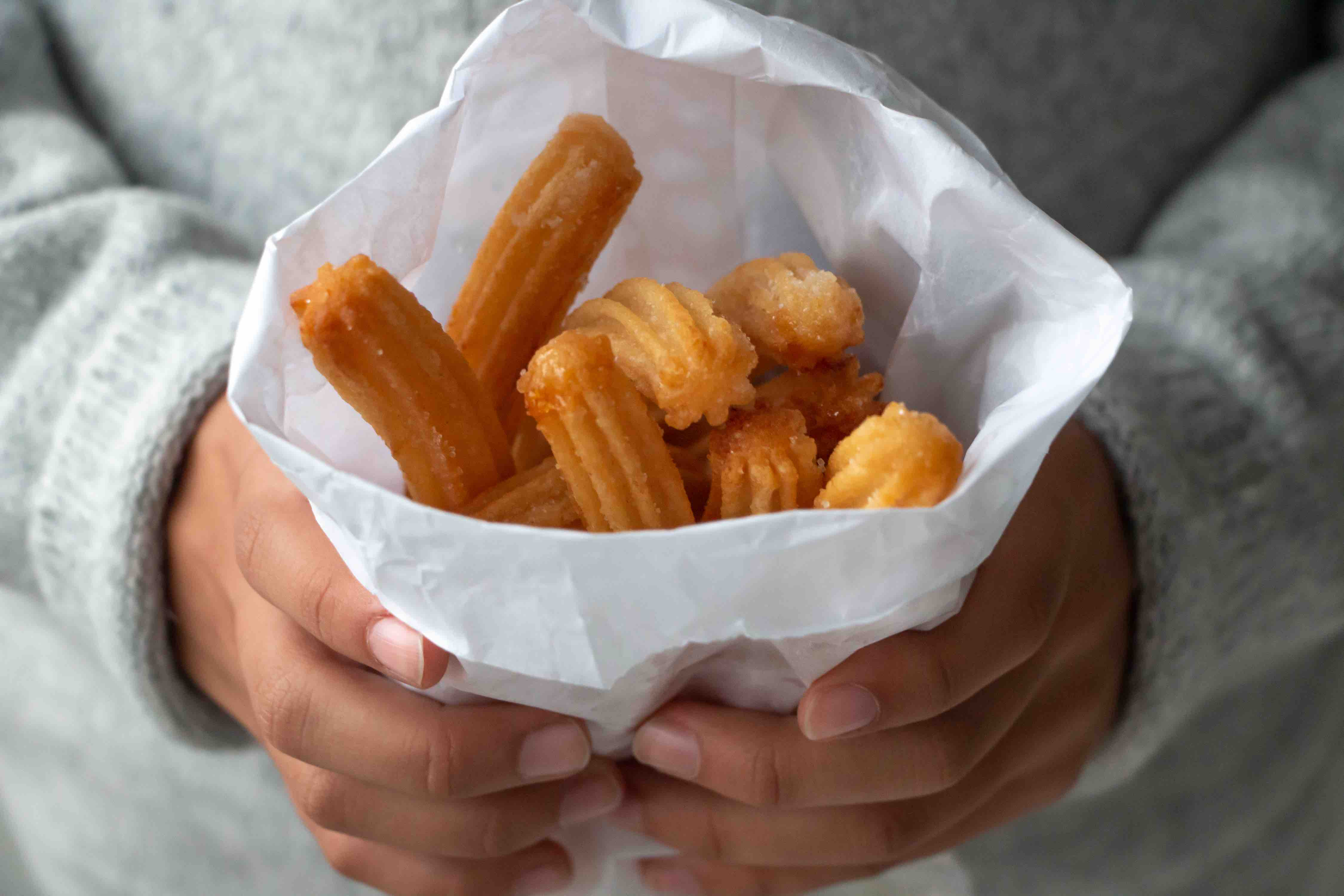 These 10-Year-Olds Raised $8K for Immigrants with a Churro Stand & They Aren't Done Yet