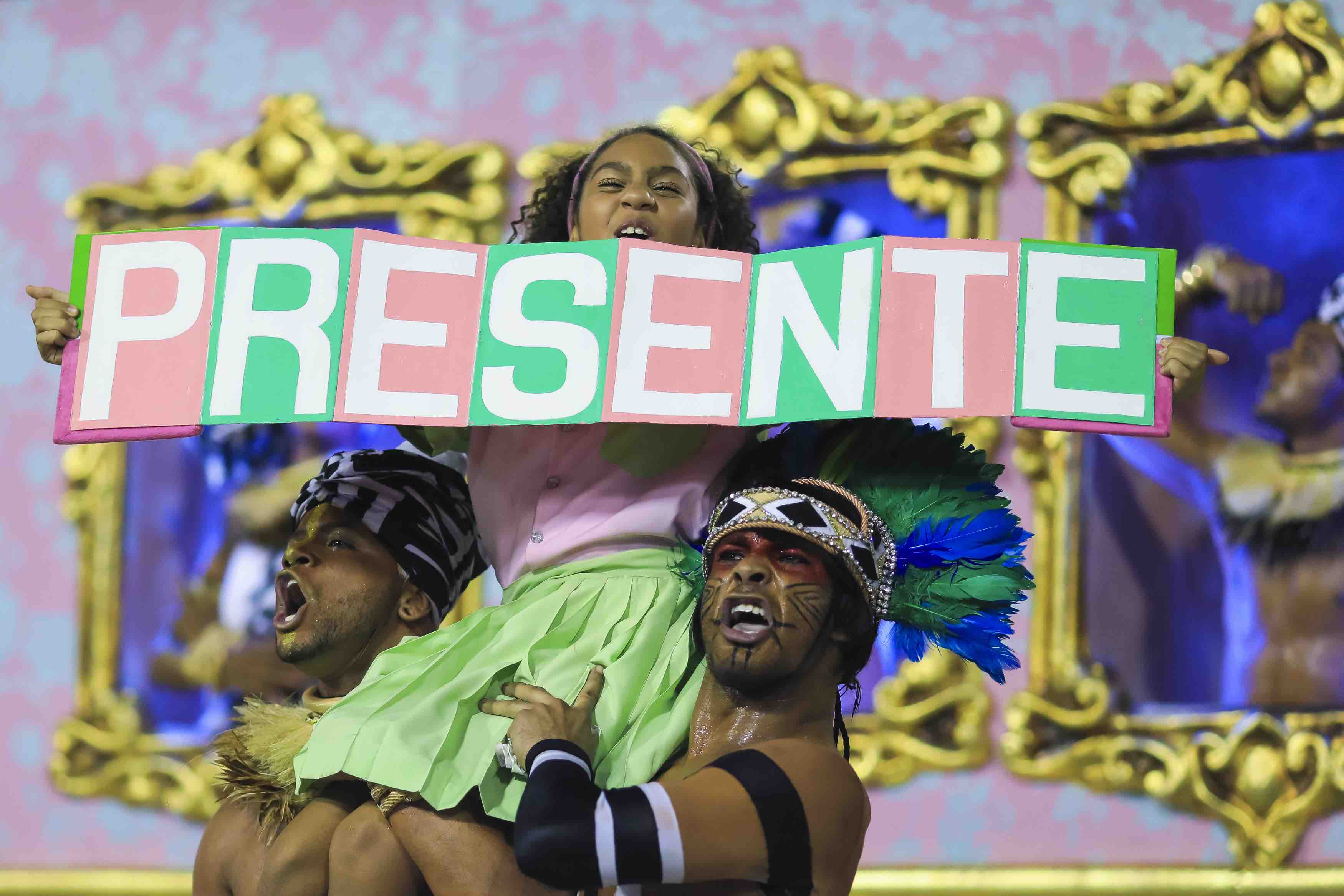 For Carnaval, This Famed Rio Samba School Paid Tribute to the  Brazilians Missing from History Books