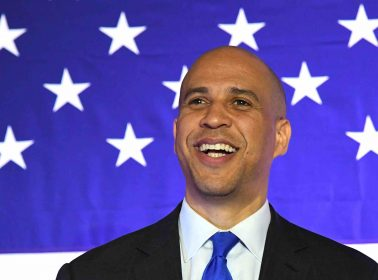 On 'Ellen,' Cory Booker Joked About Having a White House Wedding With Rosario Dawson