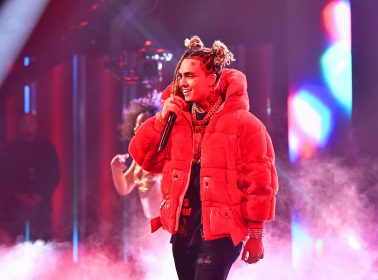 """Lil Pump Performed """"Gucci Gang"""" With Bad Bunny at the Miami Stop of His 'X100PRE' Tour"""