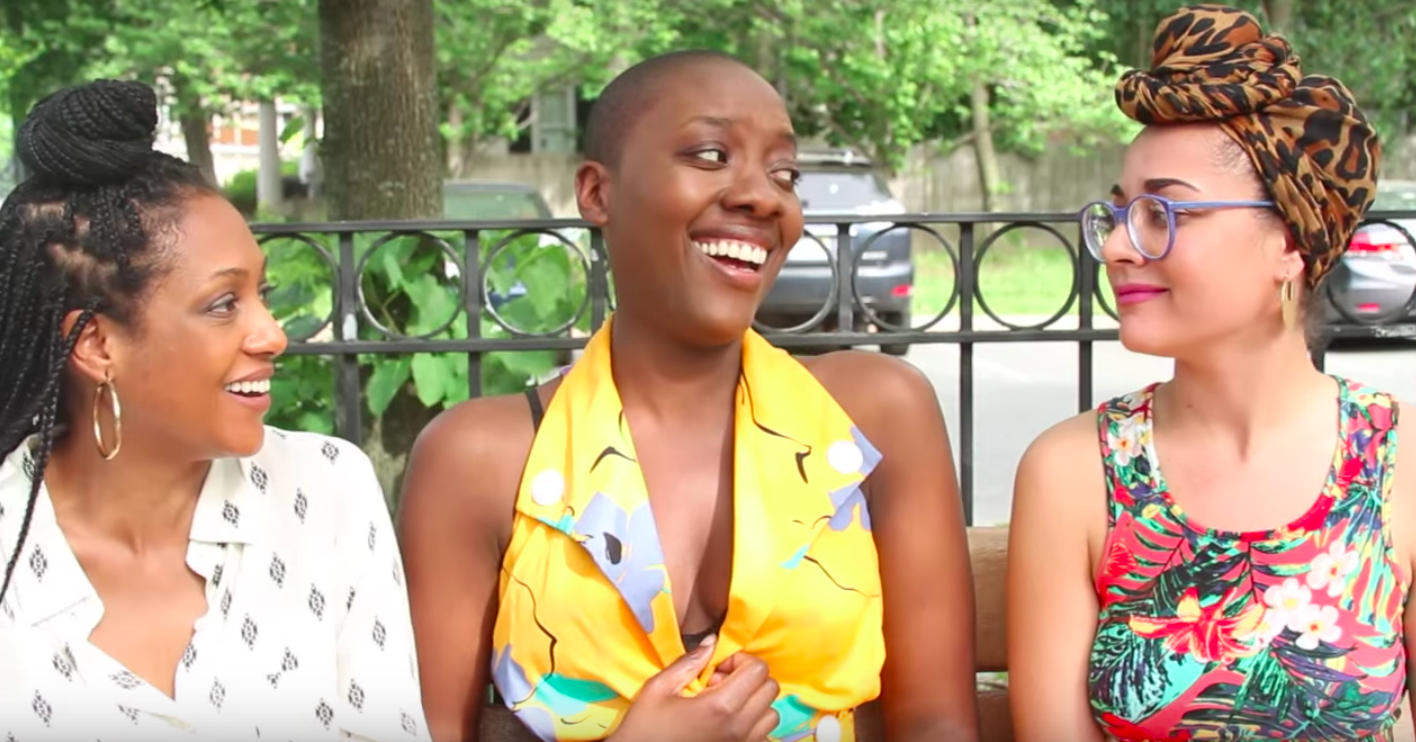 'The Pineapple Diaries' Web Series Follows 4 BFFs Living in a Dominican Neighborhood in Boston