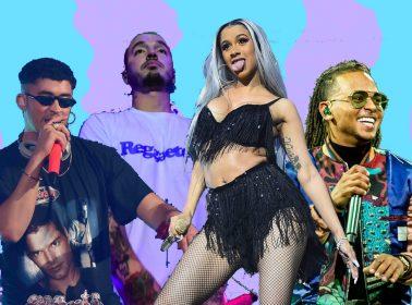 Bad Bunny, Ozuna, Cardi B and J Balvin Will Headline Baja Beach Fest 2019